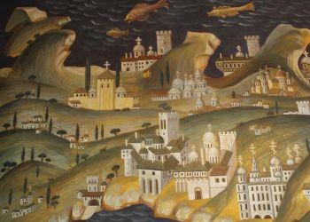 Патриаршее Подворье, Храм Иверской иконы Божией Матери, Мичуринский проспект 68
