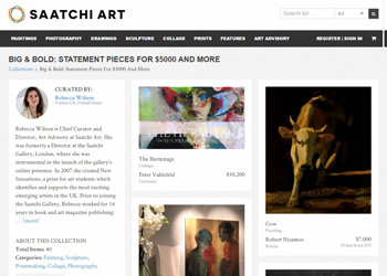 Collection Saatchi Art