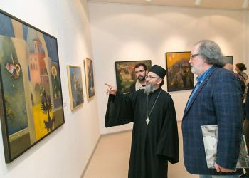 Exhibition. Athos. Agion Oros